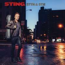Sting: 57th & 9th (Limited Super Deluxe Edition), 1 CD und 1 DVD