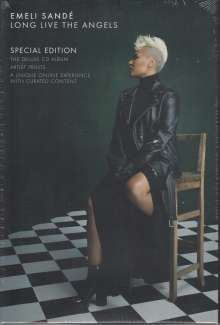 Emeli Sandé: Long Live The Angels (Limited-Special-Edition), CD