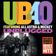 UB40: Unplugged + Greatest Hits, 2 CDs