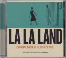 Filmmusik: La La Land (Score), CD