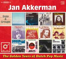 Jan Akkerman: The Golden Years Of Dutch Pop Music, 2 CDs