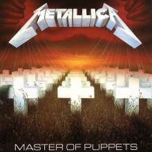 Metallica: Master Of Puppets (remastered) (180g), LP