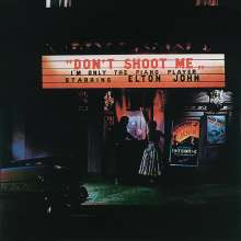 Elton John (geb. 1947): Don't Shoot Me, I'm Only The Piano Player (remastered) (180g), LP