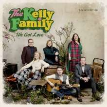 The Kelly Family: We Got Love (Deluxe-Edition), CD