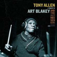 """Tony Allen (1940-2020): A Tribute To Art Blakey And The Jazz Messengers, Single 10"""""""