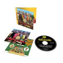 The Beatles: Sgt. Pepper's Lonely Hearts Club Band (50th Anniversary Edition), CD