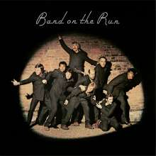 Paul McCartney (geb. 1942): Band On The Run (remastered) (180g) (Limited Edition), LP