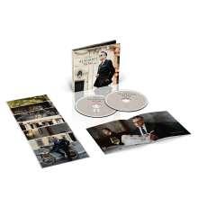 Götz Alsmann: In Rom (Limited-Deluxe-Edition), 1 CD und 1 DVD