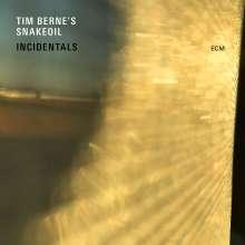 Tim Berne (geb. 1954): Incidentals, CD