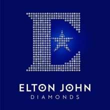 Elton John: Diamonds (remastered) (180g), 2 LPs