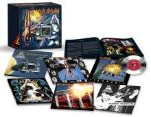 Def Leppard: The CD Box Set: Volume One (Limited Edition Boxset), 7 CDs
