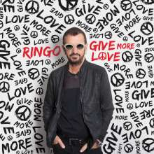 Ringo Starr: Give More Love, CD
