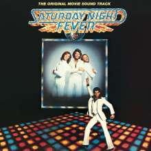 Filmmusik: Saturday Night Fever (180g) (Limited-Super-Deluxe-Box), 2 LPs, 2 CDs und 1 Blu-ray Disc