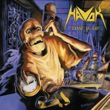 Havok: Time Is Up, CD