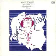 Klaus Schulze & Rainer Bloss: Dziekuje Poland Live '83 (remastered 2017) (180g), 2 LPs