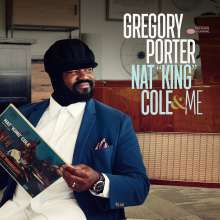 Gregory Porter (geb. 1971): Nat King Cole & Me, CD