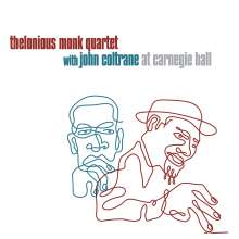 Thelonious Monk & John Coltrane: At Carnegie Hall (180g), 2 LPs