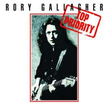 Rory Gallagher: Top Priority, CD