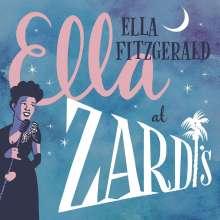 Ella Fitzgerald (1917-1996): Ella At Zardi's: Live 1956, CD