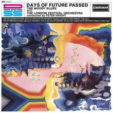 The Moody Blues: Days Of Future Passed (50th Anniversary Edition), 2 CDs und 1 DVD