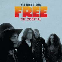 Free: All Right Now: The Essential Free, 3 CDs
