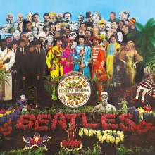 The Beatles: Sgt. Pepper's Lonely Hearts Club Band (180g), LP