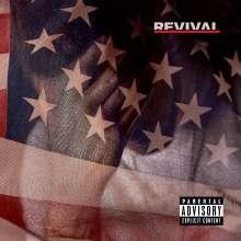 Eminem: Revival (Explicit), CD