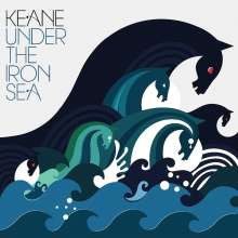 Keane: Under The Iron Sea (180g), LP