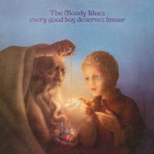 The Moody Blues: Every Good Boy Deserves Favour (180g), LP