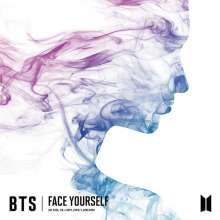 BTS (Bangtan Boys/Beyond The Scene): Face Yourself, CD