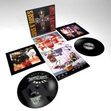 Guns N' Roses: Appetite For Destruction (remastered) (180g) (Limited Audiophile Edition), 2 LPs