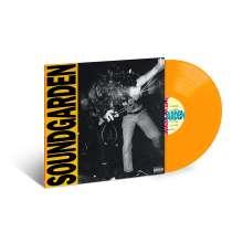 Soundgarden: Louder Than Love (Limited Edition) (Translucent Orange Vinyl), LP