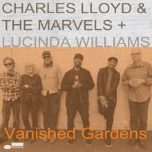 Charles Lloyd (geb. 1938): Vanished Gardens, 2 LPs