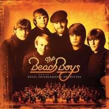 The Beach Boys: The Beach Boys With The Royal Philharmonic Orchestra, CD