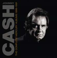 Johnny Cash: The Complete Mercury Albums 1986 - 1991 (Limited Box), 7 CDs