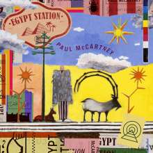 Paul McCartney (geb. 1942): Egypt Station (Standard Edition), CD
