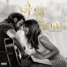 Filmmusik: A Star Is Born (Explicit), CD