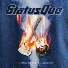 """Status Quo: The Vinyl Singles Collection: 2000's (remastered) (Limited Hardcover Box), 10 Singles 7"""""""