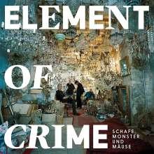 Element Of Crime: Schafe, Monster und Mäuse, CD