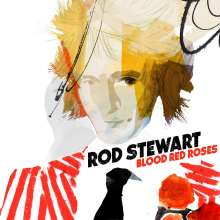 Rod Stewart: Blood Red Roses (180g), 2 LPs