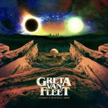 Greta Van Fleet: Anthem Of The Peaceful Army, LP