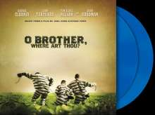 Filmmusik: O Brother, Where Art Thou? (Limited Edition) (Blue Vinyl), 2 LPs