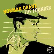 Norman Granz: The Founder, 4 CDs