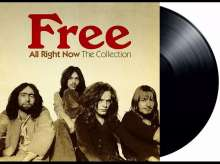 Free: All Right Now: The Collection, LP