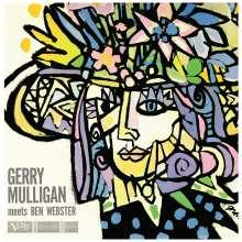 Gerry Mulligan & Ben Webster: Gerry Mulligan Meets Ben Webster (remastered) (180g), LP