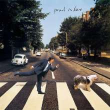 Paul McCartney (geb. 1942): Paul Is Live (remastered) (180g), 2 LPs