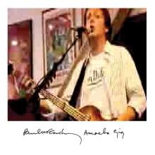 Paul McCartney (geb. 1942): Amoeba Gig: Live 2007 (180g), 2 LPs