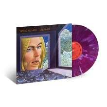 Gregg Allman: Laid Back (180g) (Limited Edition) (Purple & White Marbled Vinyl), LP