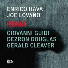 Enrico Rava & Joe Lovano: Roma, CD