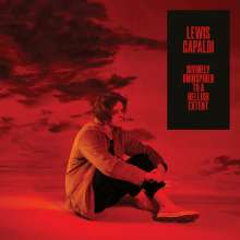 Lewis Capaldi: Divinely Uninspired To A Hellish Extent (180g), LP